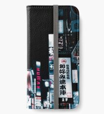 Kabukicho's Signs iPhone Wallet/Case/Skin