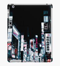 Kabukicho's Signs iPad Case/Skin