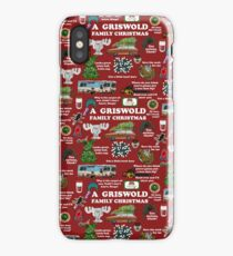 Christmas Vacation Collage iPhone Case/Skin