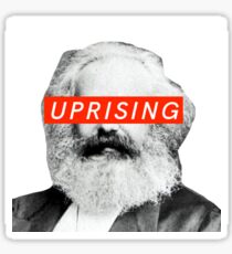 Uprising Sticker