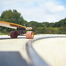 Down The Skatepark by willgudgeon