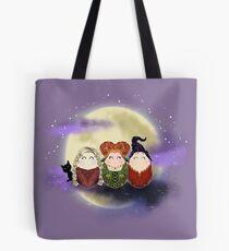 The Tiggle Sanderson Sisters Tote Bag