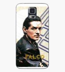 Funda/vinilo para Samsung Galaxy Falco Art Deco-Style