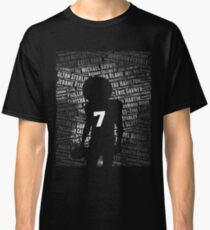 Black Lives Matter: Why Kaepernick Takes a Knee Classic T-Shirt