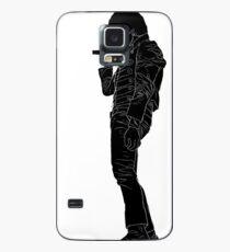 silouette Case/Skin for Samsung Galaxy