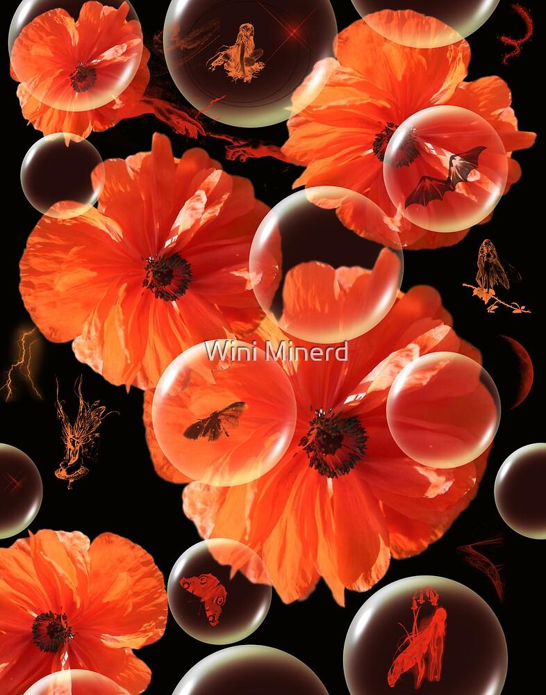 Flower Power by Wini Minerd