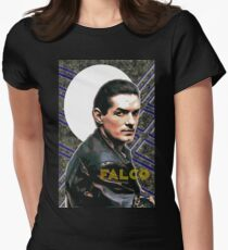 Falco Art Deco-Style Women's Fitted T-Shirt