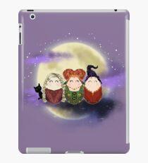 The Tiggle Sanderson Sisters iPad Case/Skin
