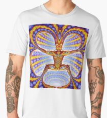 Psychedelic Consciousness Man Men's Premium T-Shirt