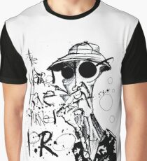 The Weird Have Turned Pro Graphic T-Shirt