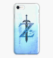 Zelda Breath of The Wild  iPhone Case/Skin