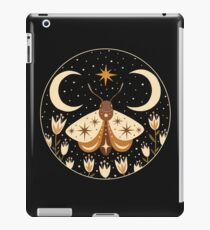 Between two moons iPad Case/Skin
