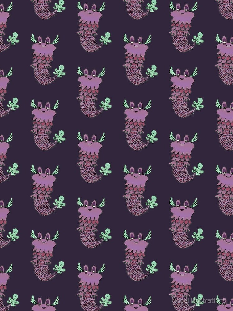 Purple Eddie by GriselMiranda