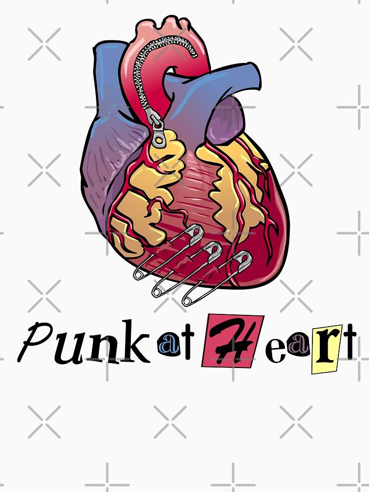 Punk at Heart by Originalnilson
