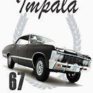 Impala 67 - Car by culturageekstor