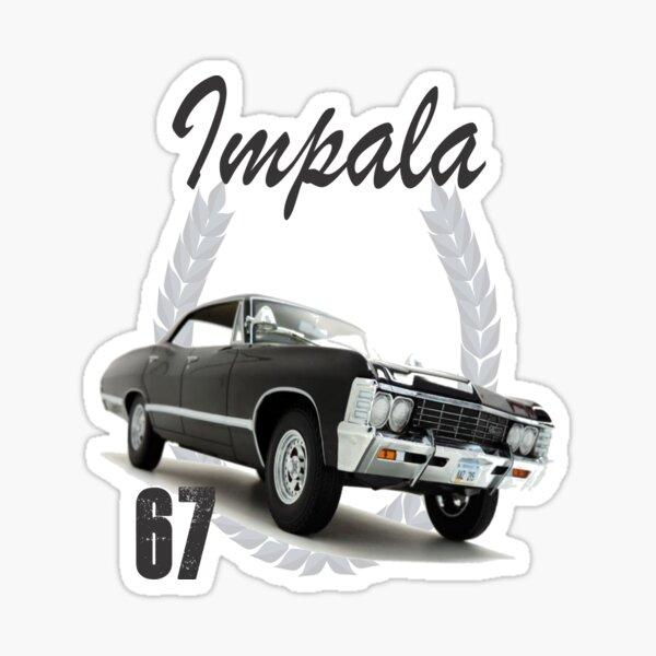 Impala 67 - Car Sticker