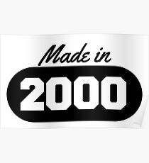 Made in 2000 Poster