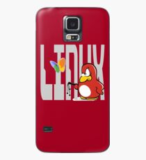 Linux vs Windows Case/Skin for Samsung Galaxy