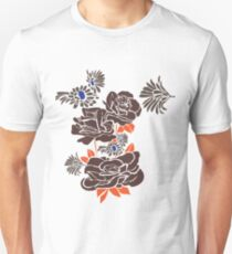 dark roses Unisex T-Shirt
