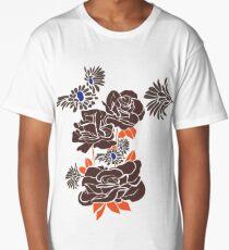 dark roses Long T-Shirt