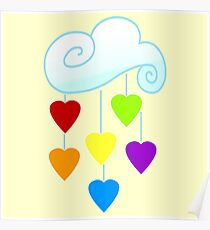 My little Pony - Songbird Serenade Cutie Mark (MLP The Movie) Poster