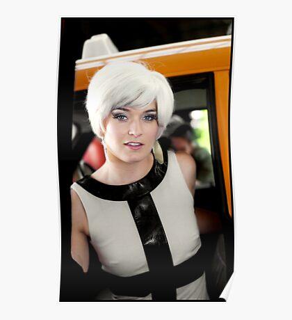 Portrait: Michaela Poster