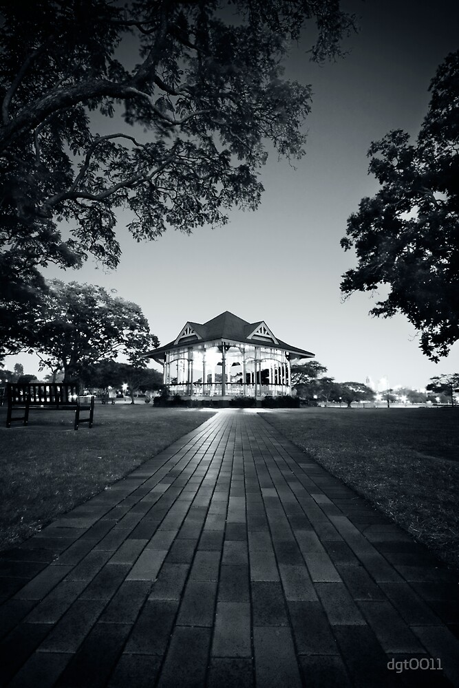 The Old Bandstand by dgt0011