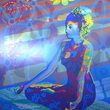 padmasana digital - 2011 by karmym