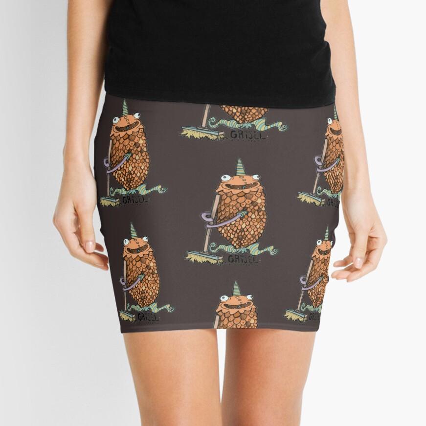 Barry Mini Skirt