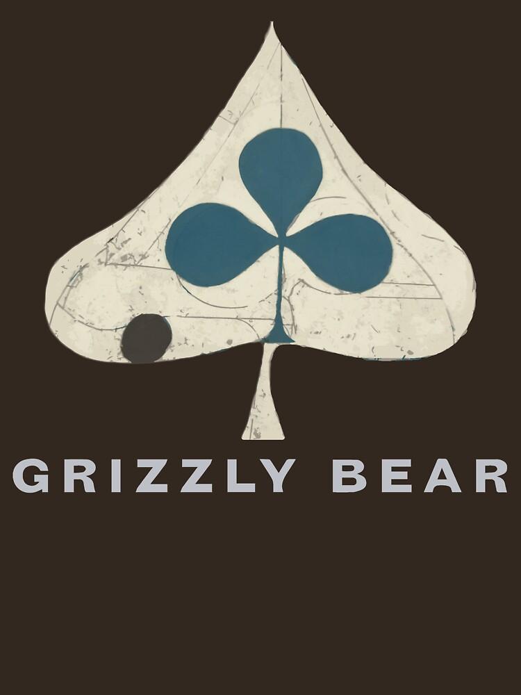 Grizzly Bear - Shields (Light Text) | Unisex T-Shirt