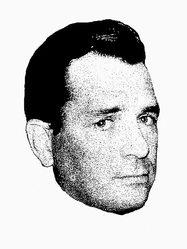 The Jack Kerouac Tshirt by kerouac