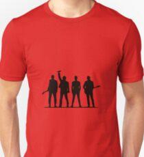 U2 silhouette The Joshua Tree Tour Unisex T-Shirt