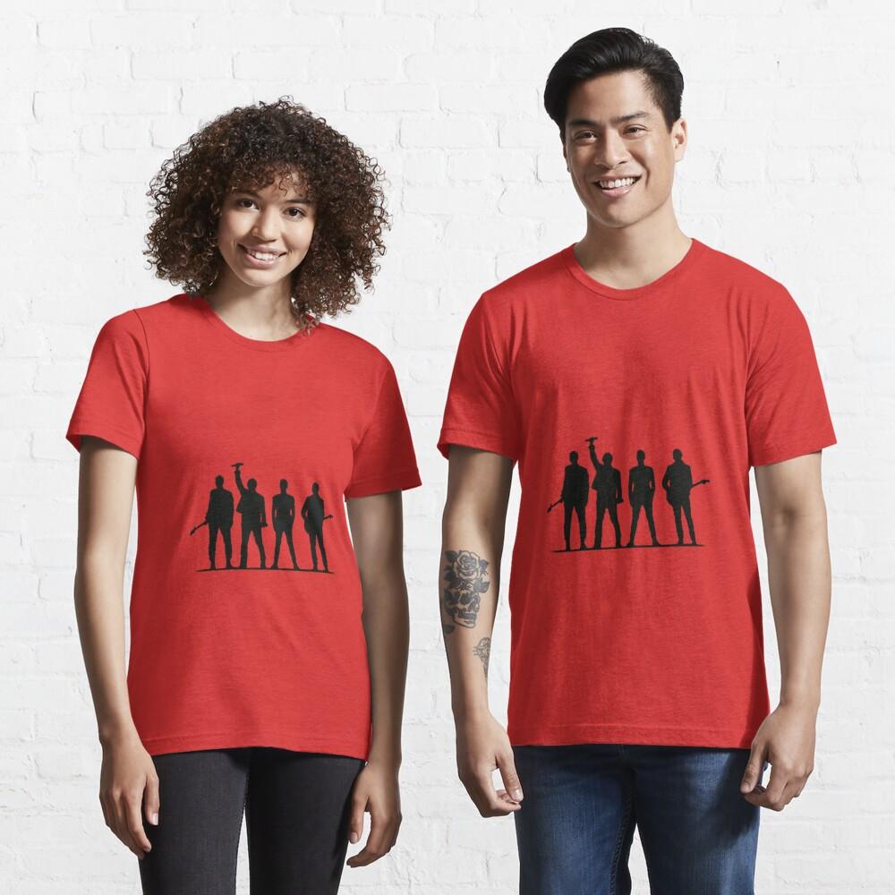 U2 silhouette The Joshua Tree Tour Essential T-Shirt