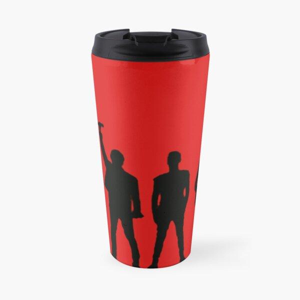 U2 silhouette The Joshua Tree Tour Travel Mug