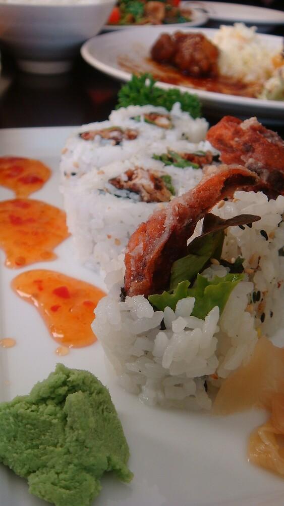 sushi desu by Curtii