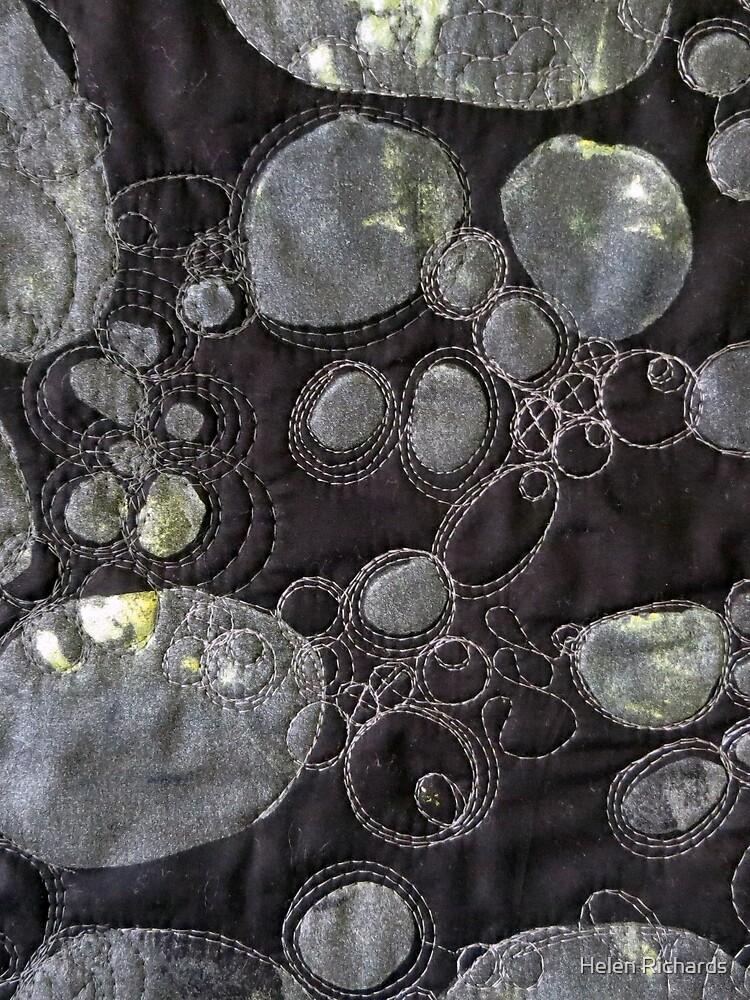 Dappled Water - Black by helen121