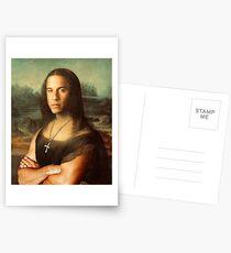 The Mona Diesel Postcards