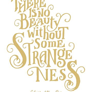 Strangeness by mscarlett