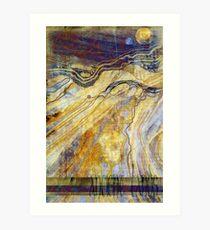 Ancient Lands Art Print