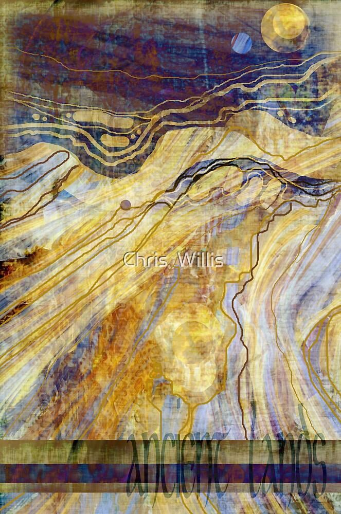 Ancient Lands by Chris  Willis