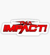 Updated TNA Impact Logo Shirt Sticker