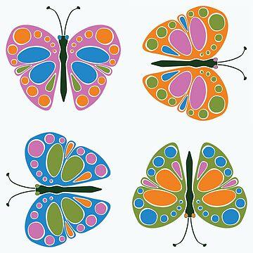 Butterfly Jam by JaZilla