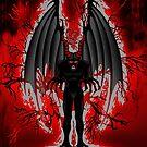 Evil Demon Spirit by BluedarkArt