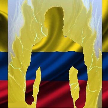 Super Colombia by danbrobro