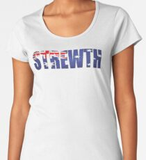 Strewth - Australian Slang Women's Premium T-Shirt