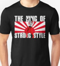 THE KING OF STRONG STYLE T-Shirt