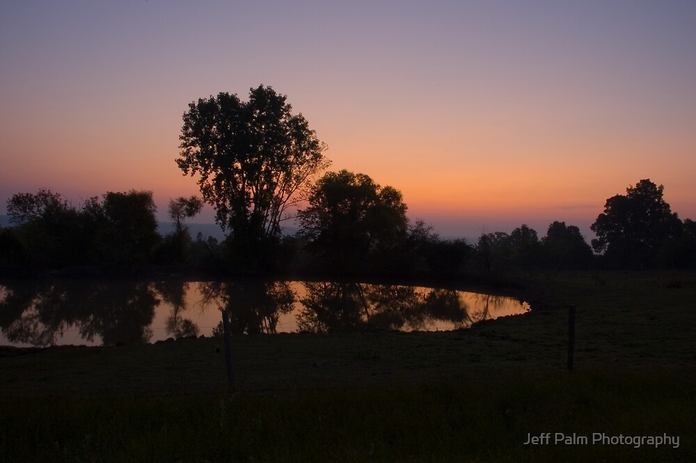 Reflective Beginings by Jeff Palm Photography