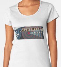 Komputers Women's Premium T-Shirt