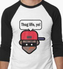 Thug life! Yo! (black) #2 T-Shirt