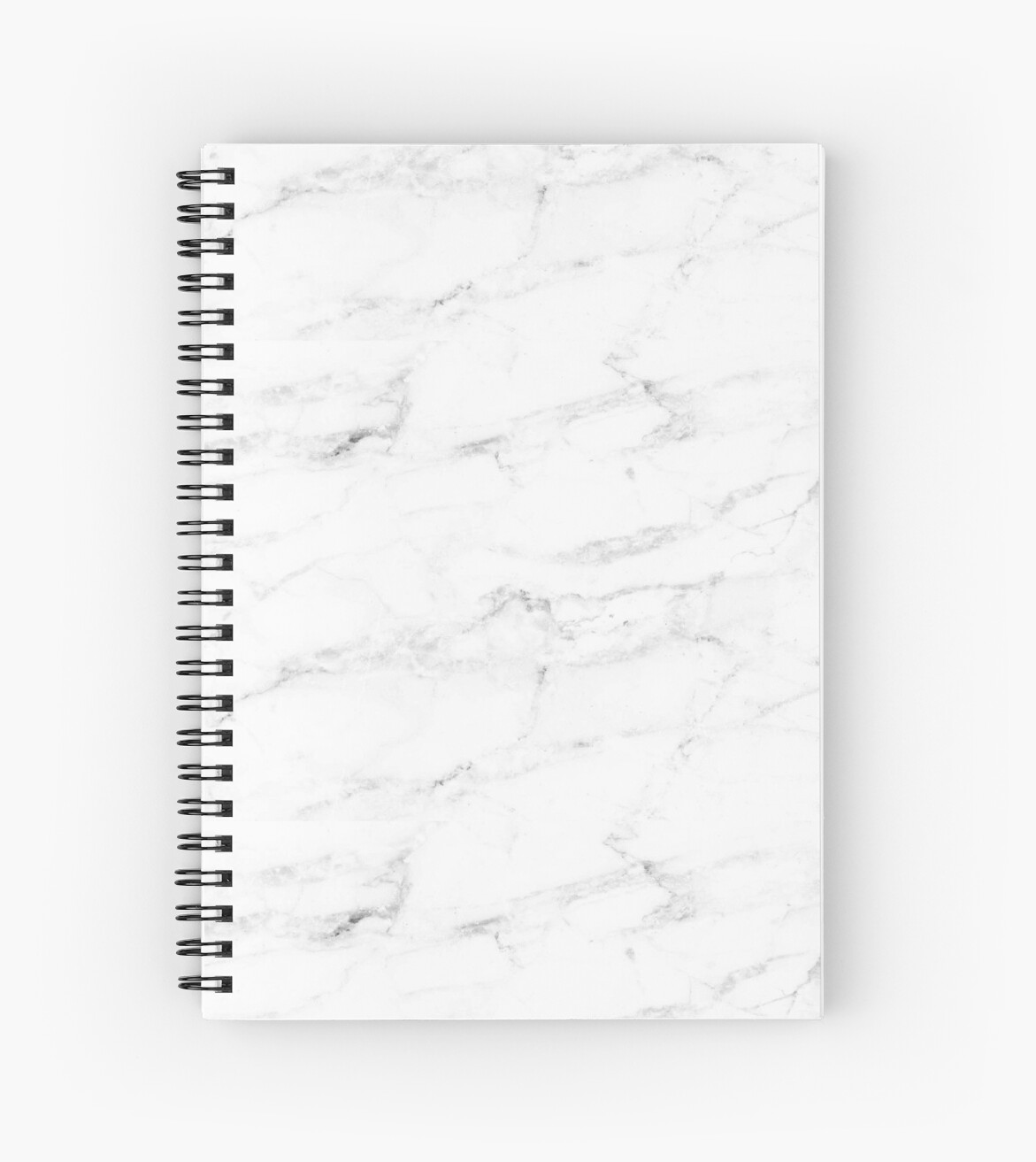 Quot Marble Aesthetic Quot Spiral Notebooks By Trovve Redbubble